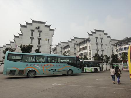 Шанхай -> Чжуцзяцзяо (朱家角) 6-7.10.12