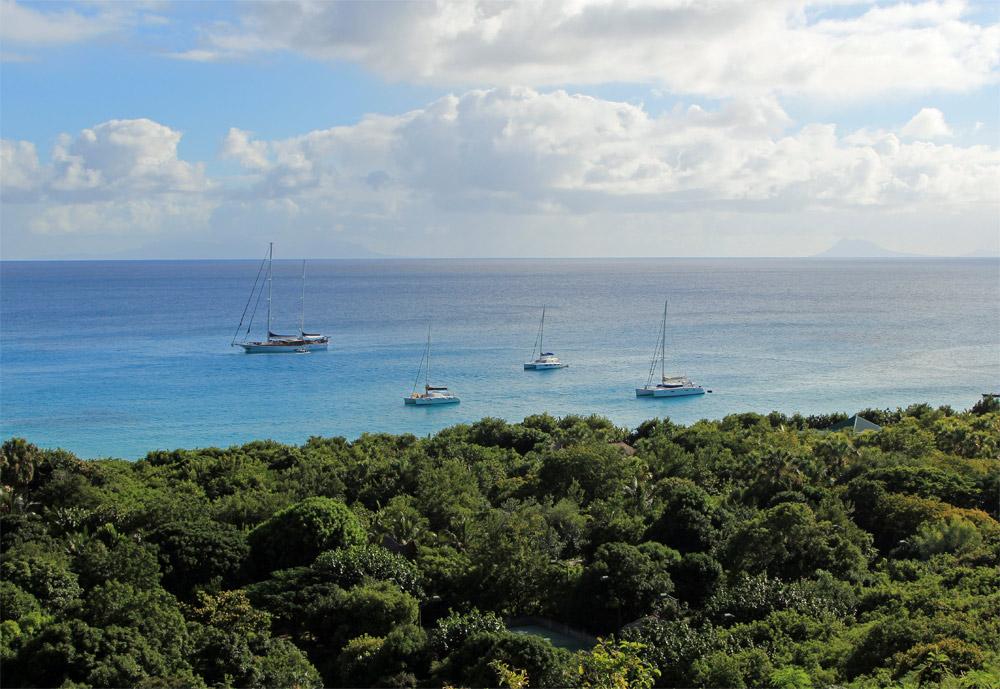 Остров Сен-Барт