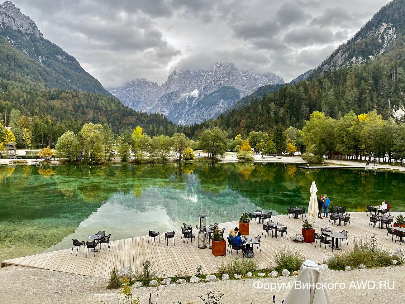 Хорватия - Словения - Италия в эти выходные на машине (октябрь 2021)