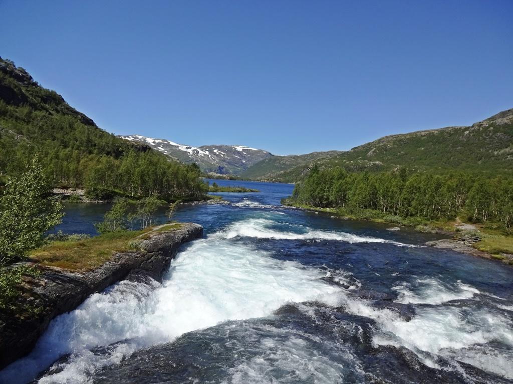 Норвегия. Vatnahalsen