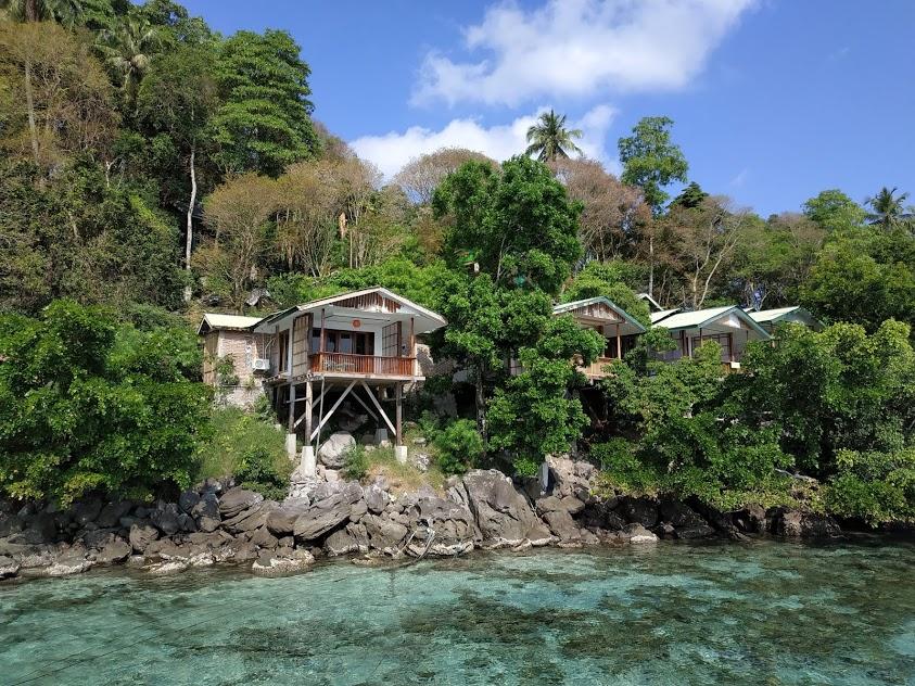 Есть остров, который я вижу во сне. Суматра. Сабанг.