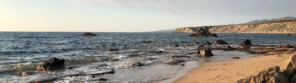 Гид по пляжам Кипра: 2018-2019