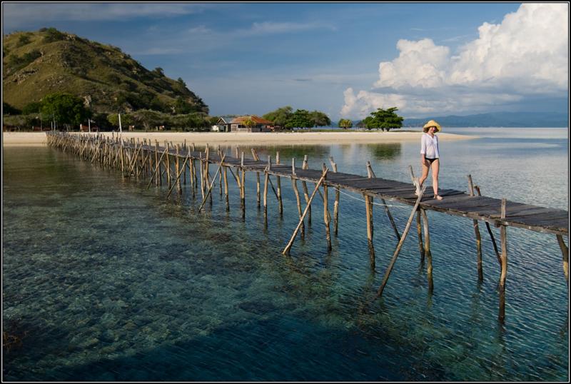Трекинг на Ринджани+Гили+Комодо+Бали+Джокья Май 2010 мн.фото