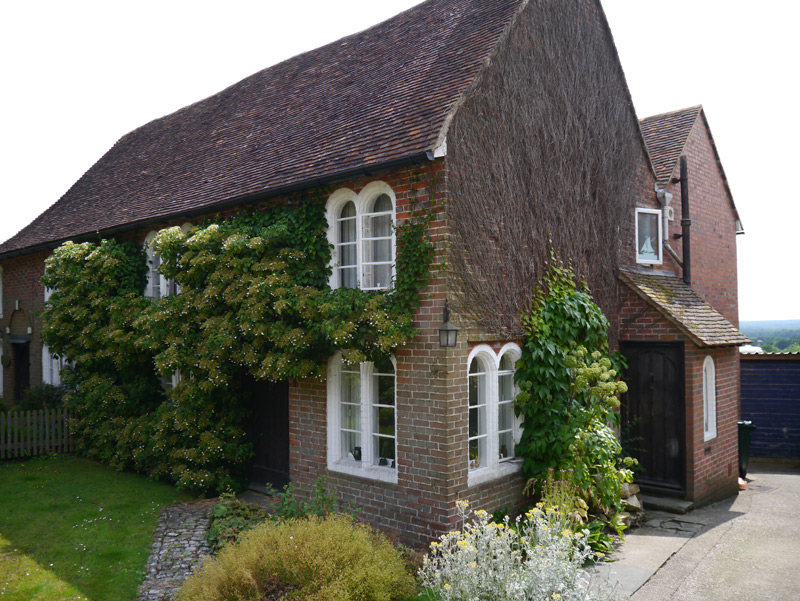 Деревня с привидениями в Англии недалеко от Лондона: Плакли, карта призраков