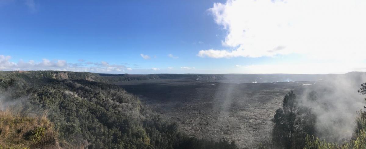Наш новогодний отпуск на Big Island Hawaii