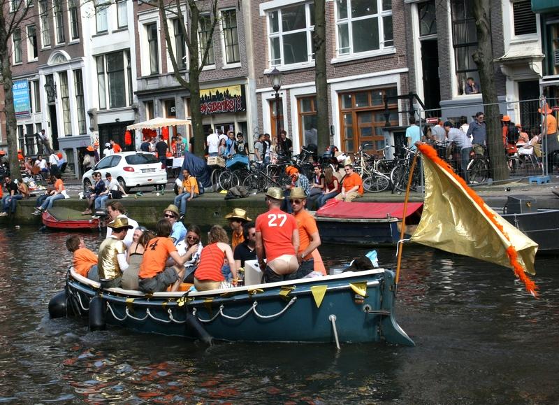 Амстердам на два дня холостяками
