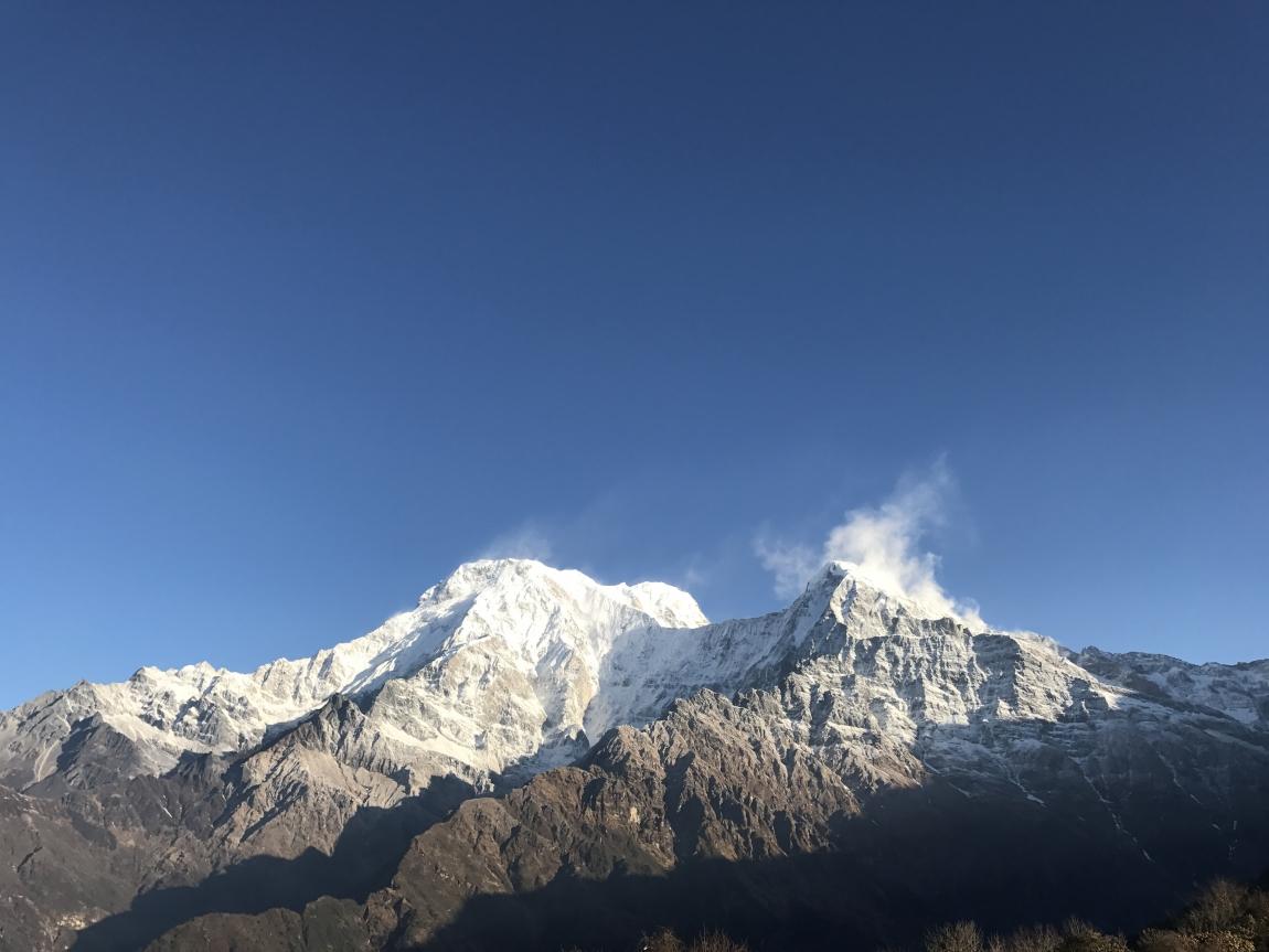 Полезные советы для поездки в Непал, короткий трек Марди Химал