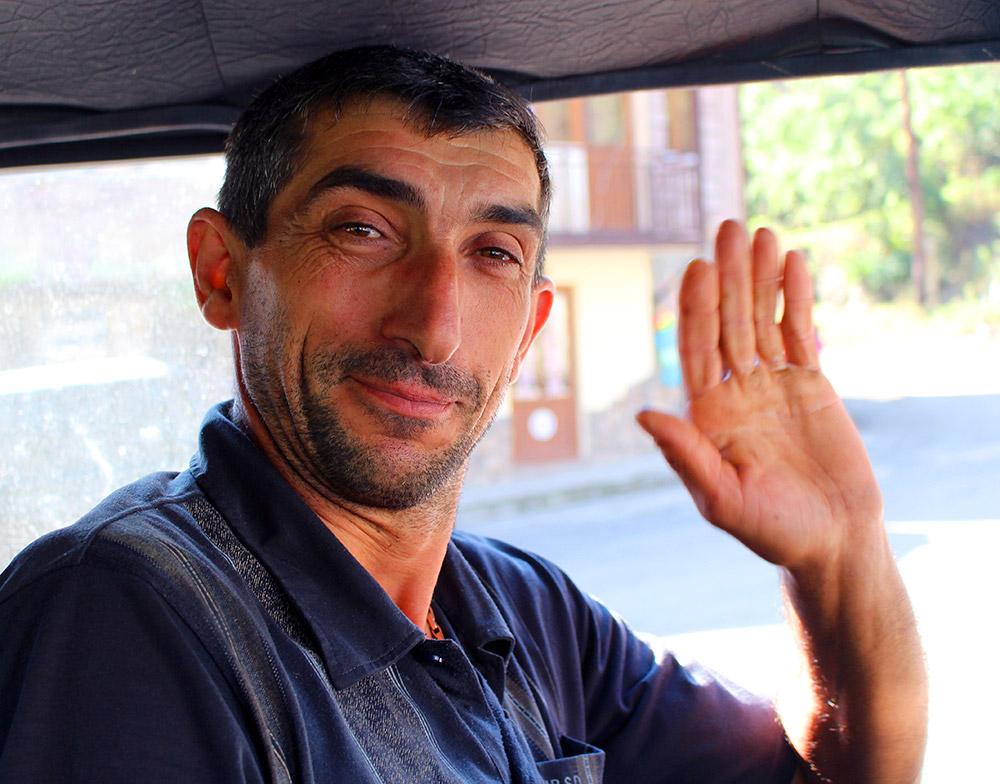 Фото типичного армянского мужчины