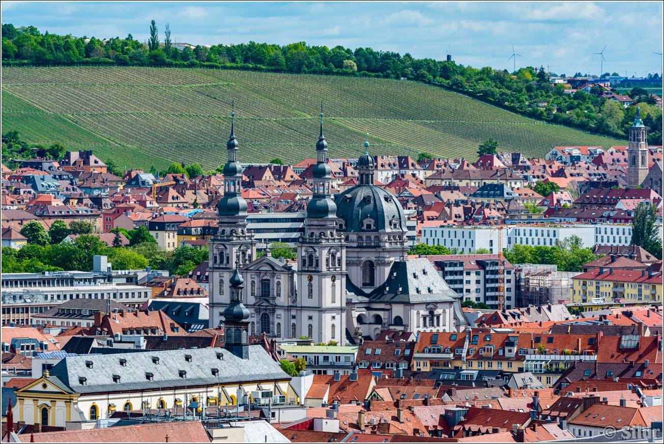 Бавария в мае 2021 (Вюрцбург, Фюссен, Гармиш, Кёнигзе)