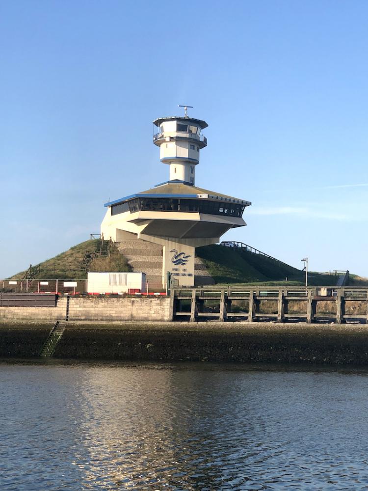 Из Бельгии в Нормандию на яхте в июле 2019