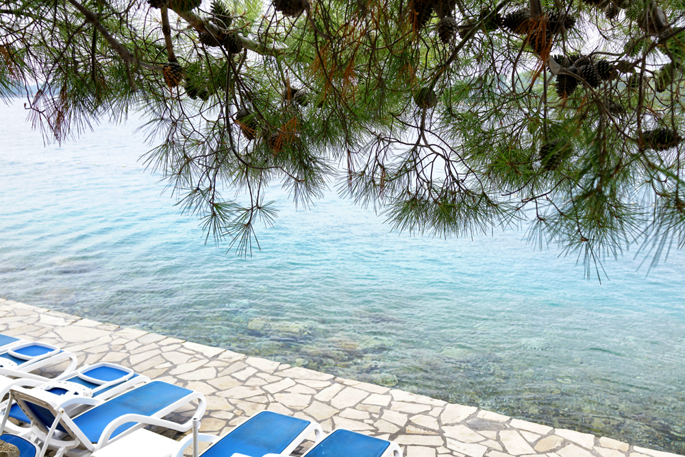Остров Млет в Хорватии, как добраться, отзывы об отдыхе на море, пляжи на острове Млет.