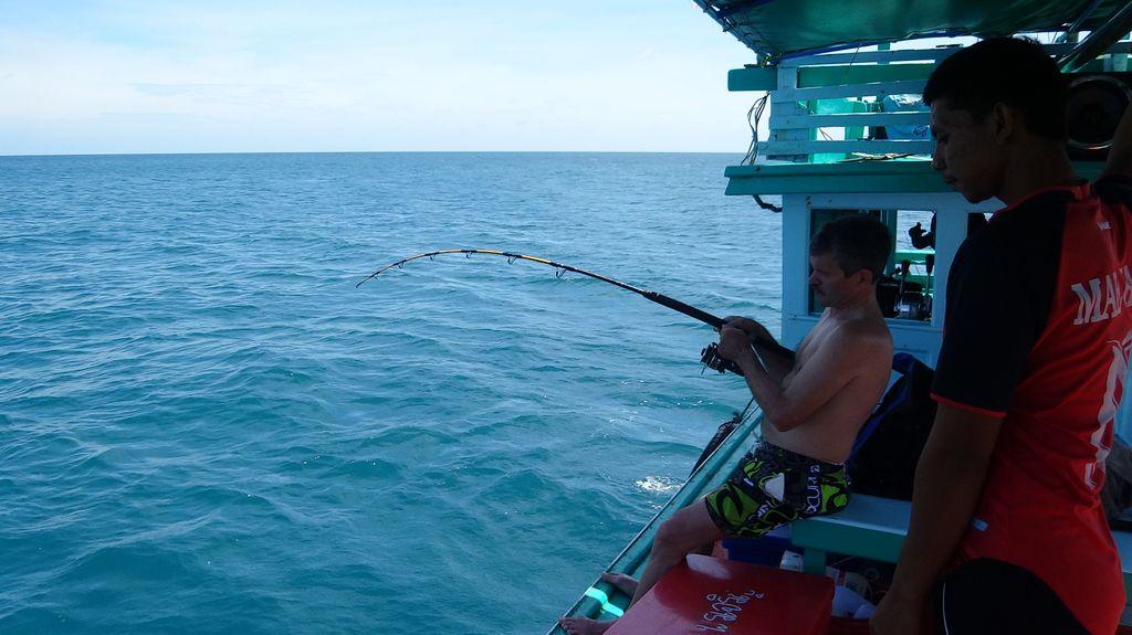 рыбак тайланд