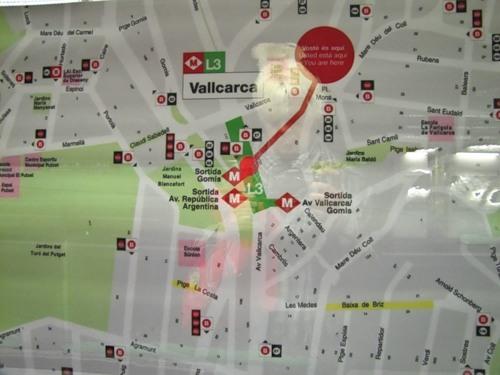 Барселона Городской