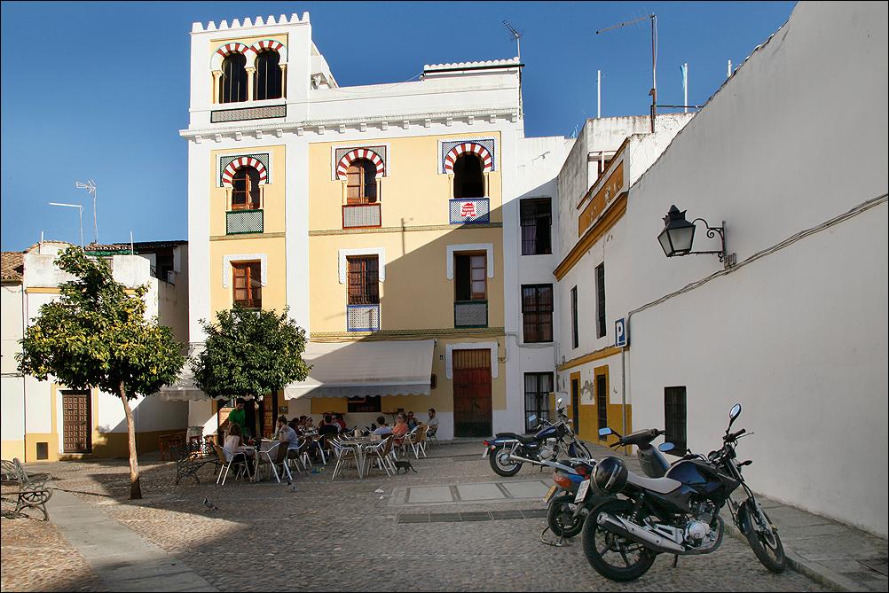 Андалусия или первая Испания от италофила. И первый страховой случай за границей