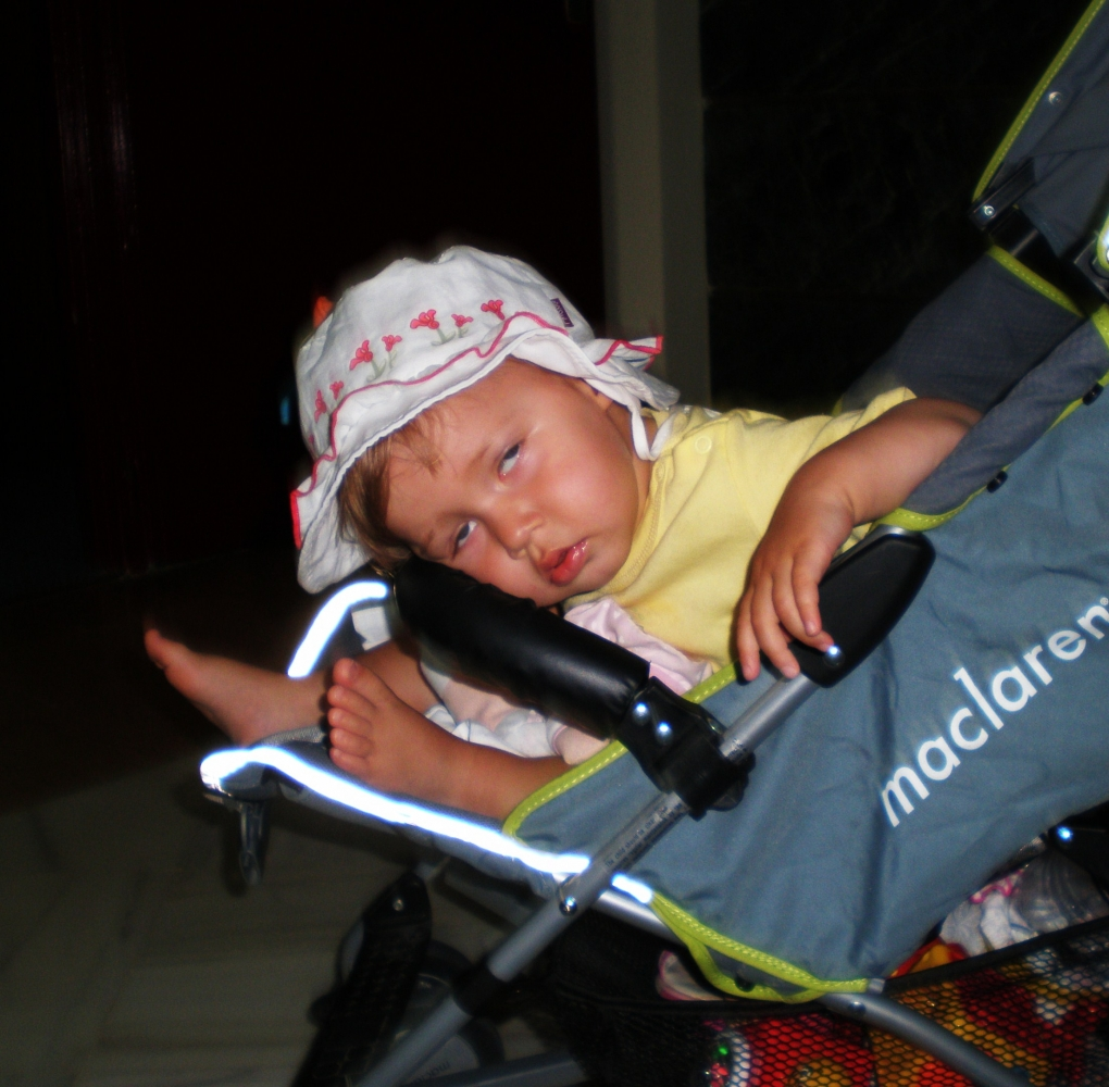 Майорка 2011. Дети, море, критика-лайт и побег в Ситжес.