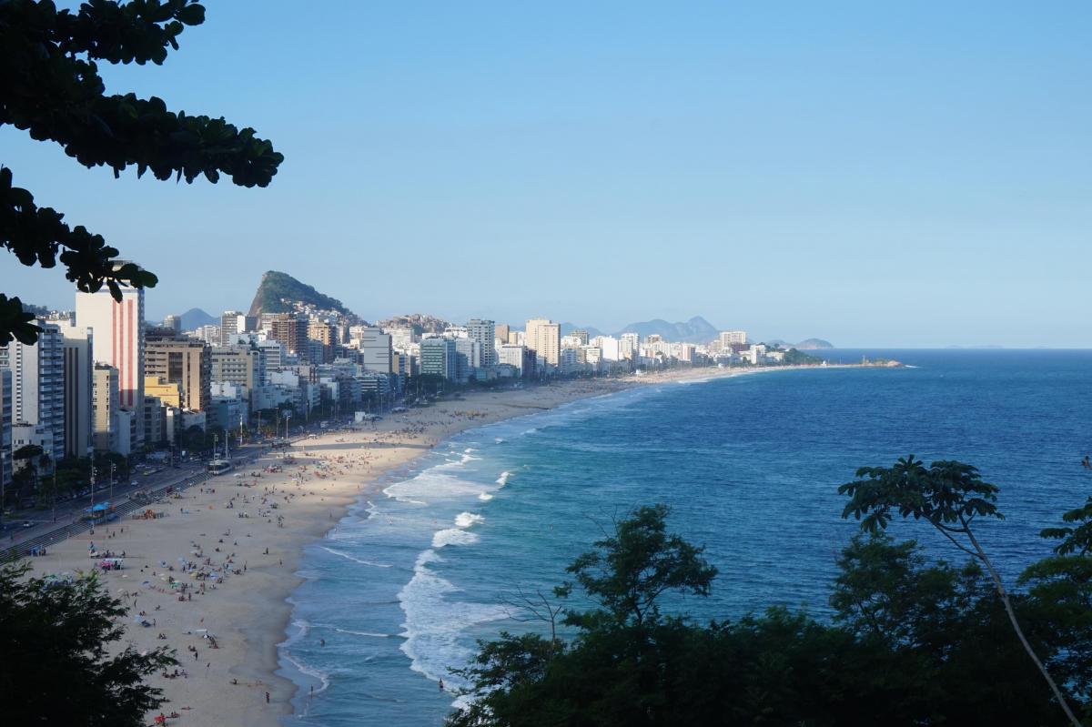 В Бразилию с рюкзаками (Апрель-Май 2019)