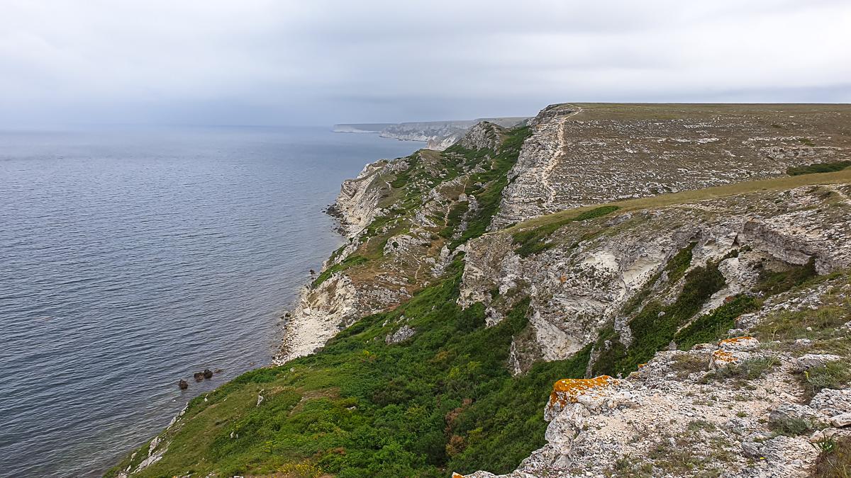 Короналето 2020. Западный берег Крыма: от Евпатории до Оленевки