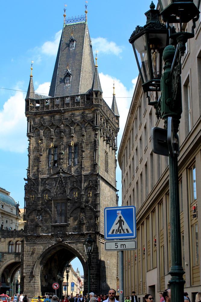 Восемь майских дней в Праге