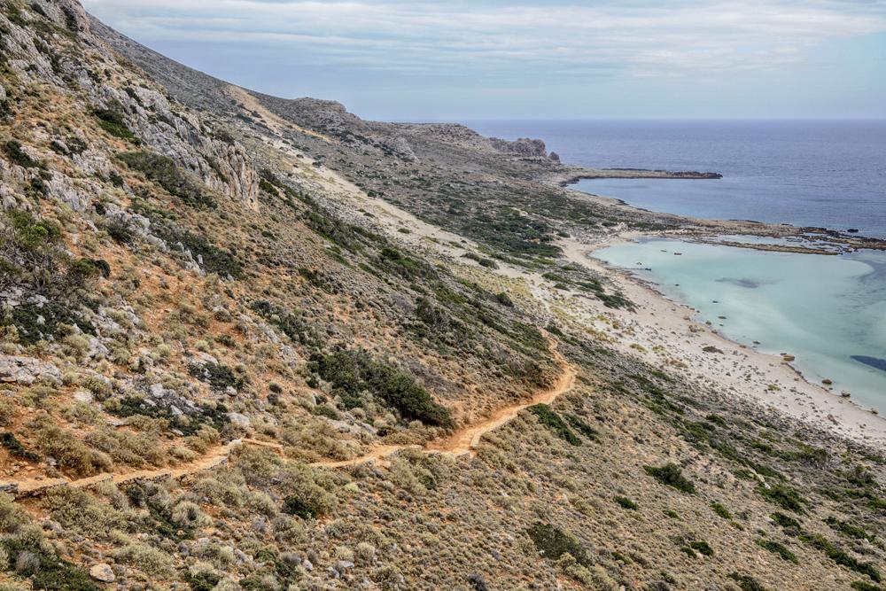 Лагуна Балос, Крит: как добраться, отзывы
