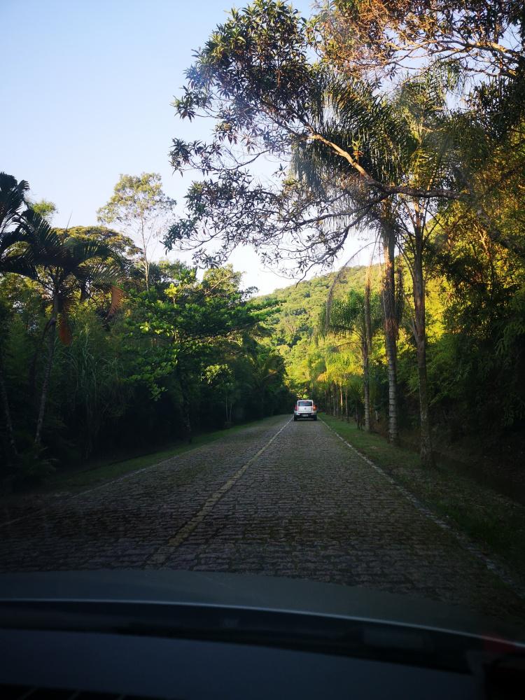 От Рио до Сан Паулу на машине (2020)