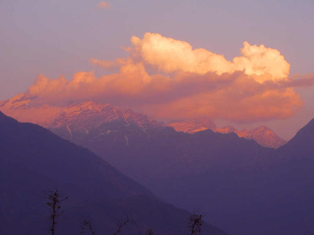 Док и Турик опять на тропе, или Семеро негритят в Непале