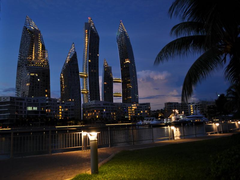 короткий отчет с фото: Сингапур. Бюджетное путешествие