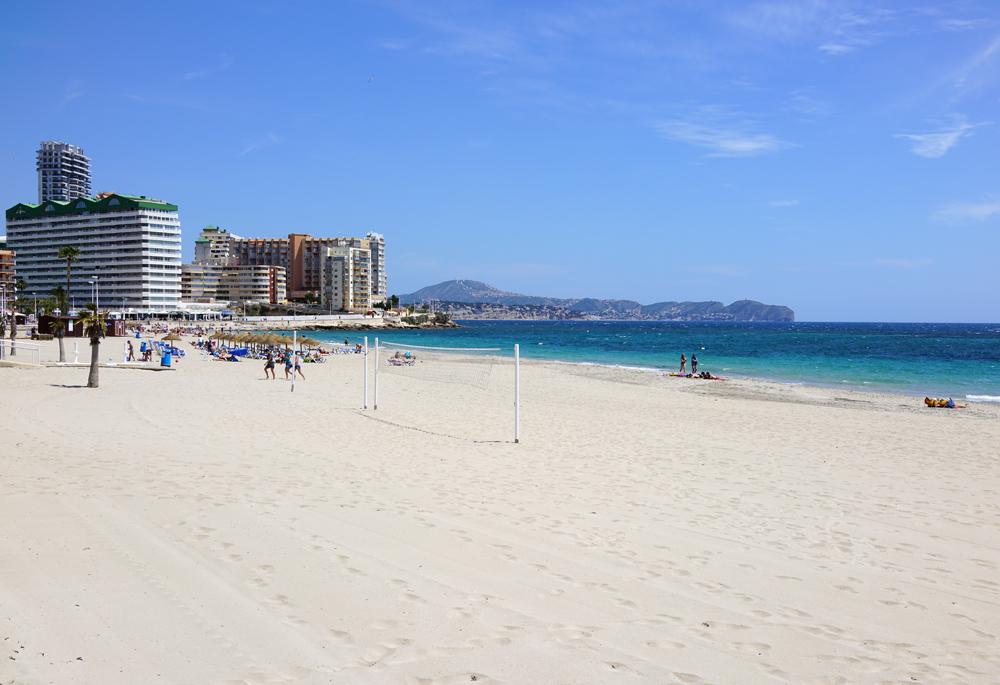 Испания дения температура воды
