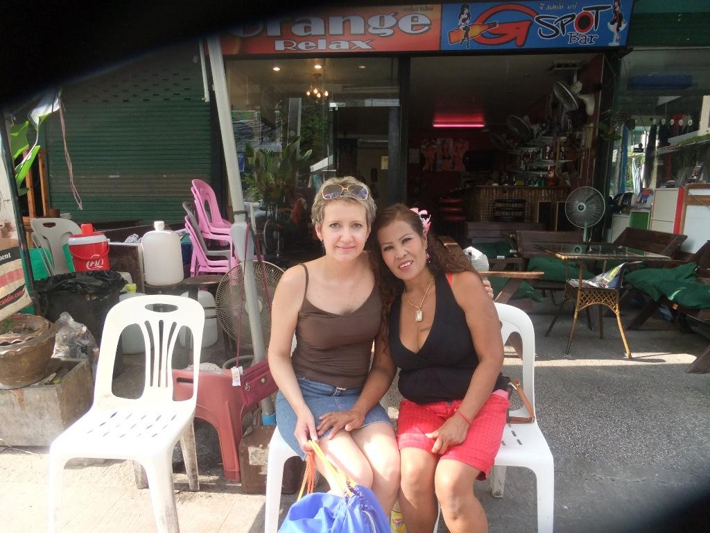Stockholm Phuket Massage Kinna
