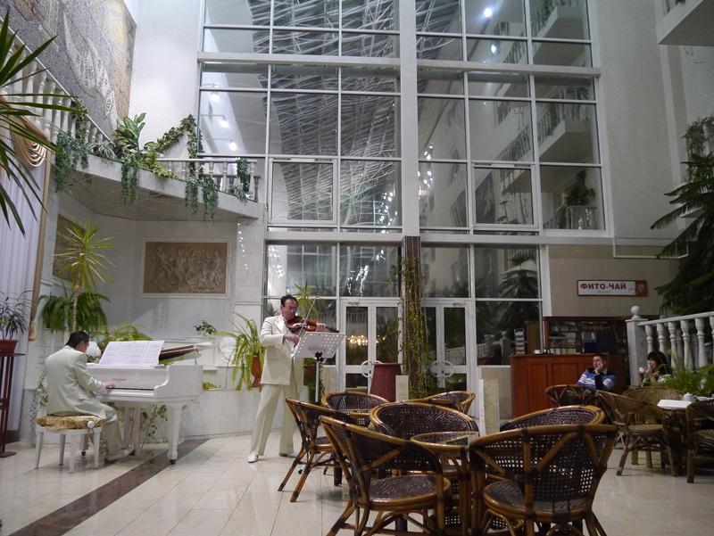 Санаторно-курортный отдых в России