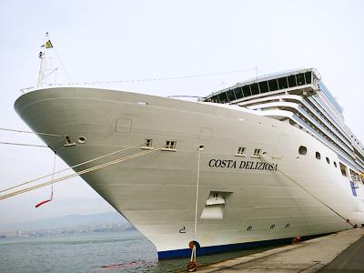 Круиз Costa Deliziosa - небольшой фотообзор и путевые заметки