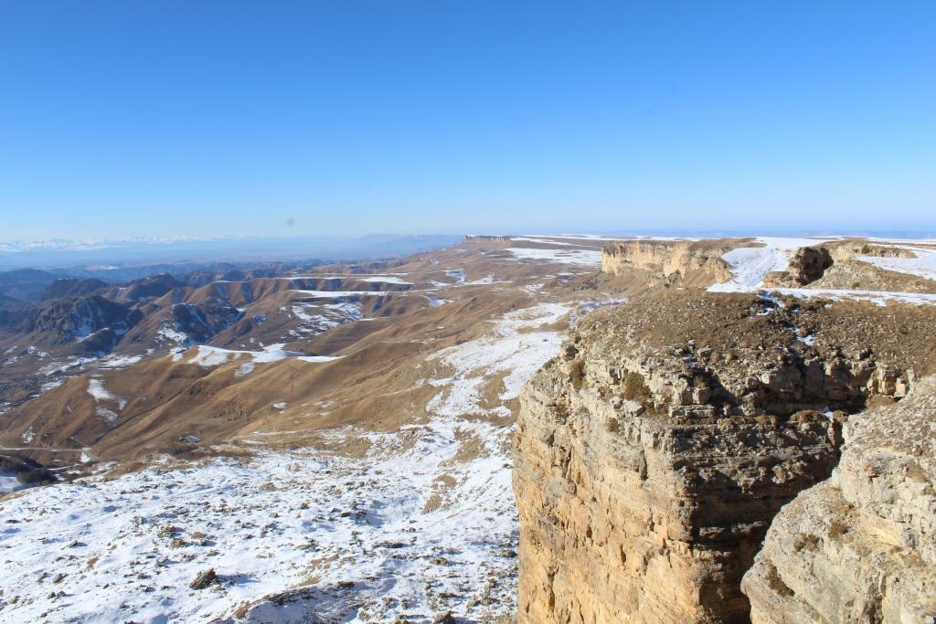 Северо-Кавказские приключения, январь 2021.