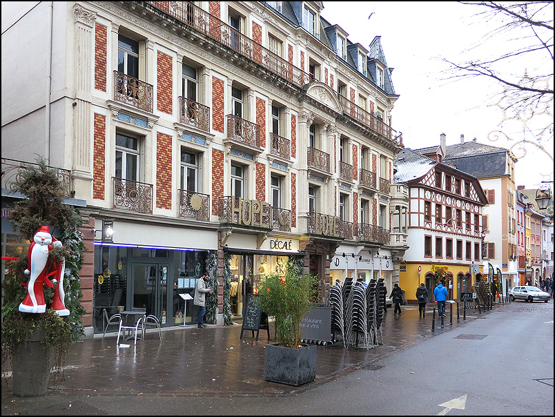 Страсбург и Кольмар. Новогодний гастрономический фейерверк (UPD, Эльзас на Новый, 2015-й)