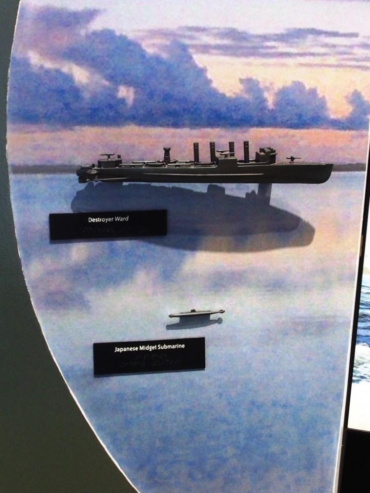 японские подводные лодки перл харбор