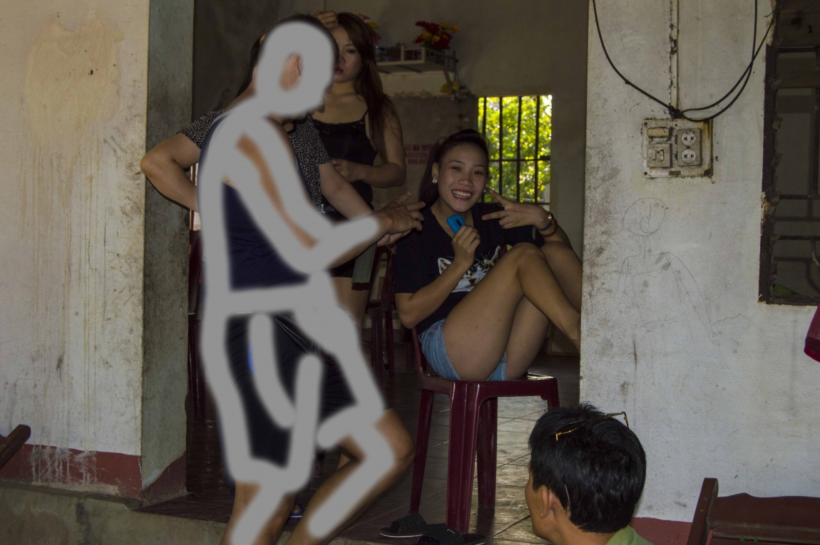 Секс во вьетнам