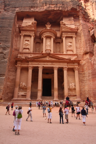 Почти все по Иордании, октябрь 2010