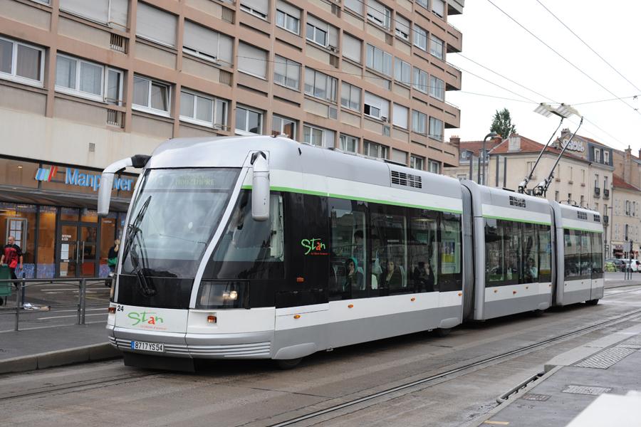 Новые троллейбусы и трамвай только фото