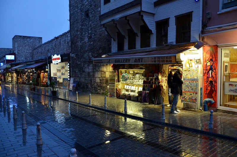 Стамбул. Стамбул? Стамбул!