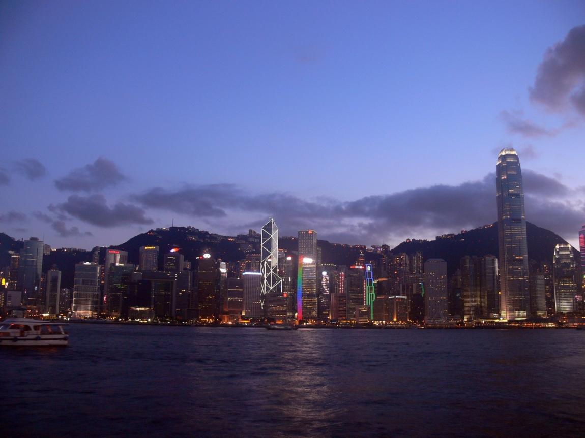 Склонность к бродяжничеству: Гонконг