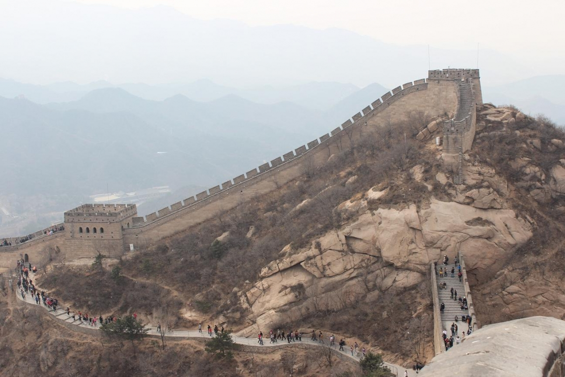 приморском конец великой китайской стены фото приветственный текст про