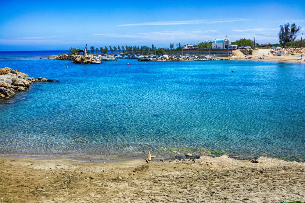 Лучший пляж протараса фото