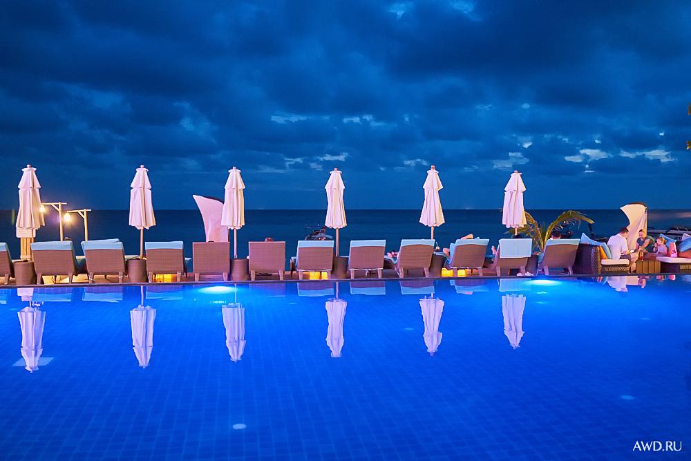 Ко Липе: отель AKIRA Lipe Resort, бриллиантовая вилла отзывы