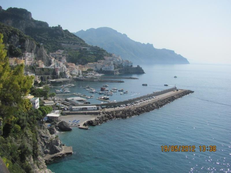 амальфи италия фото