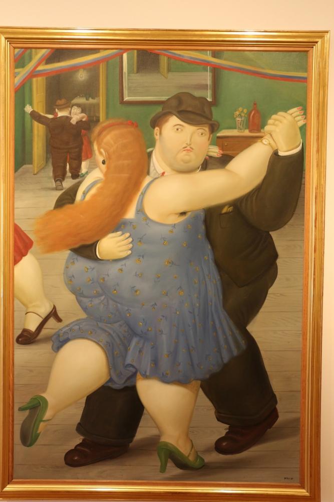 Художник который рисует толстых