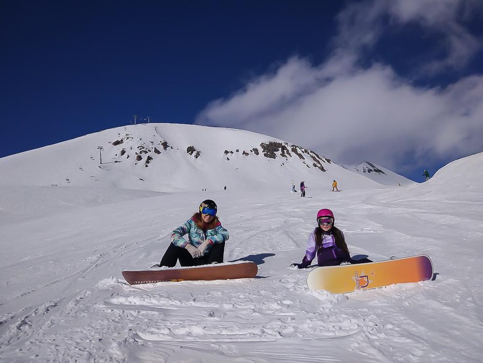 Горно-лыжный курорт Гудаури или Грузия с 4 попытки. Февраль 2018