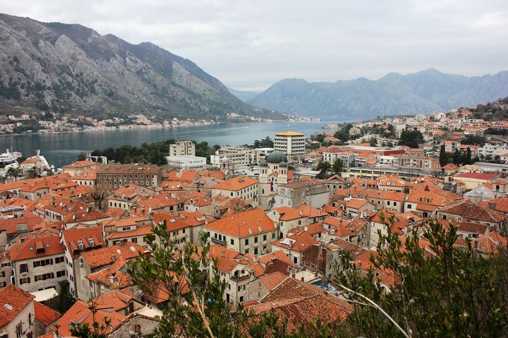 фото черногория в марте