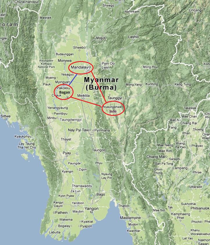 Бирманский треугольник