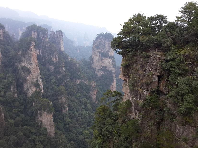 Волшебные горы Китая