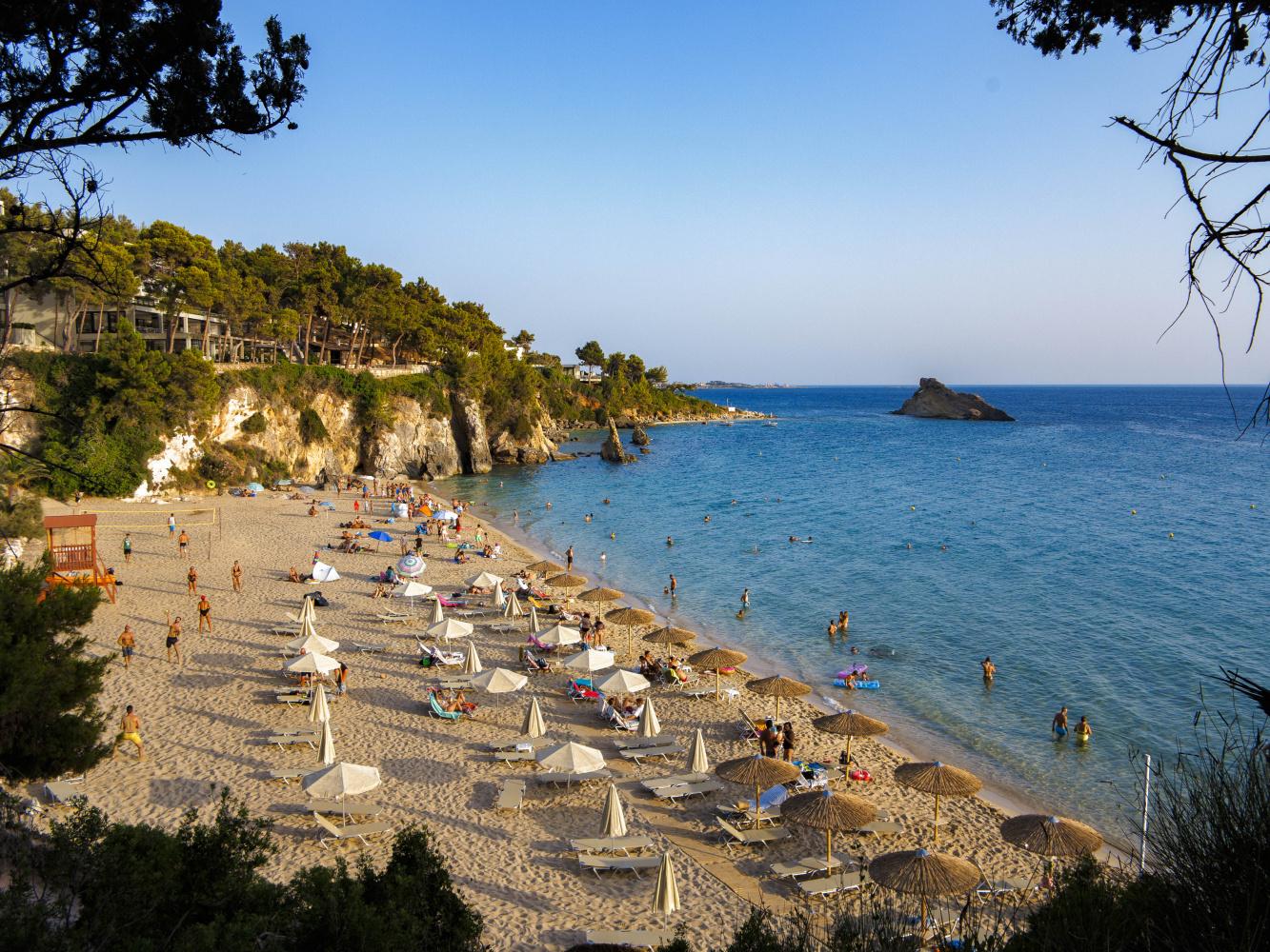 Кефалония: пляжи и трекинг. Июль-август 2021.
