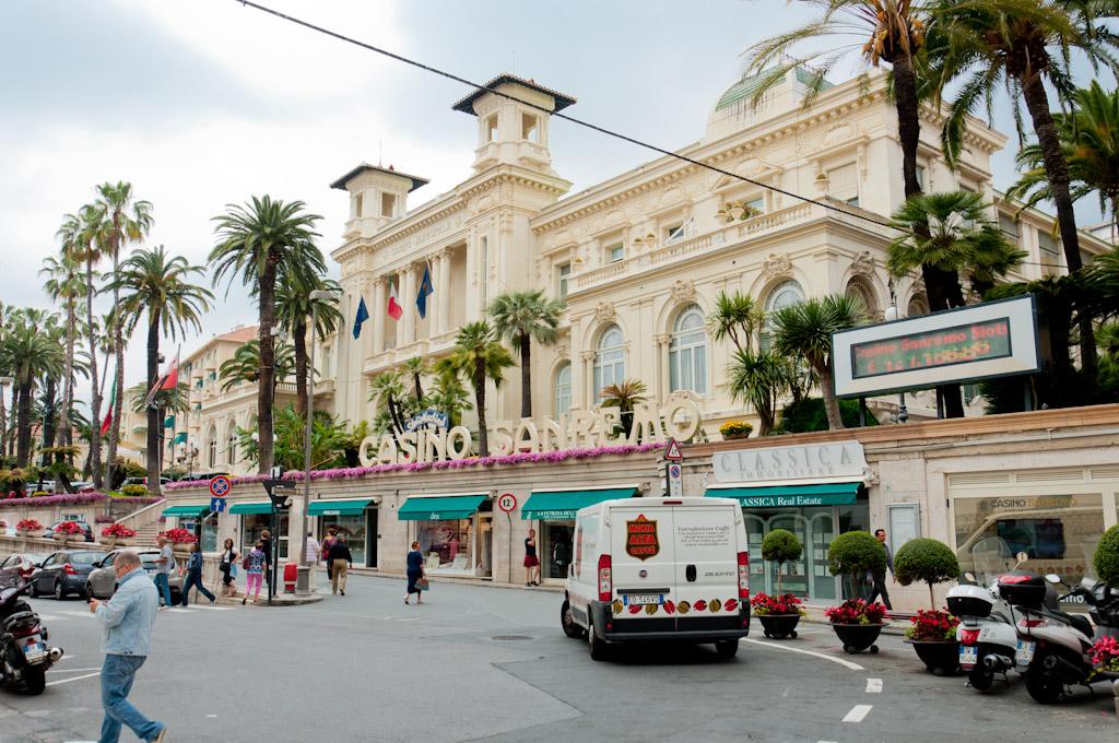Ipotecari a Sanremo per i bielorussi