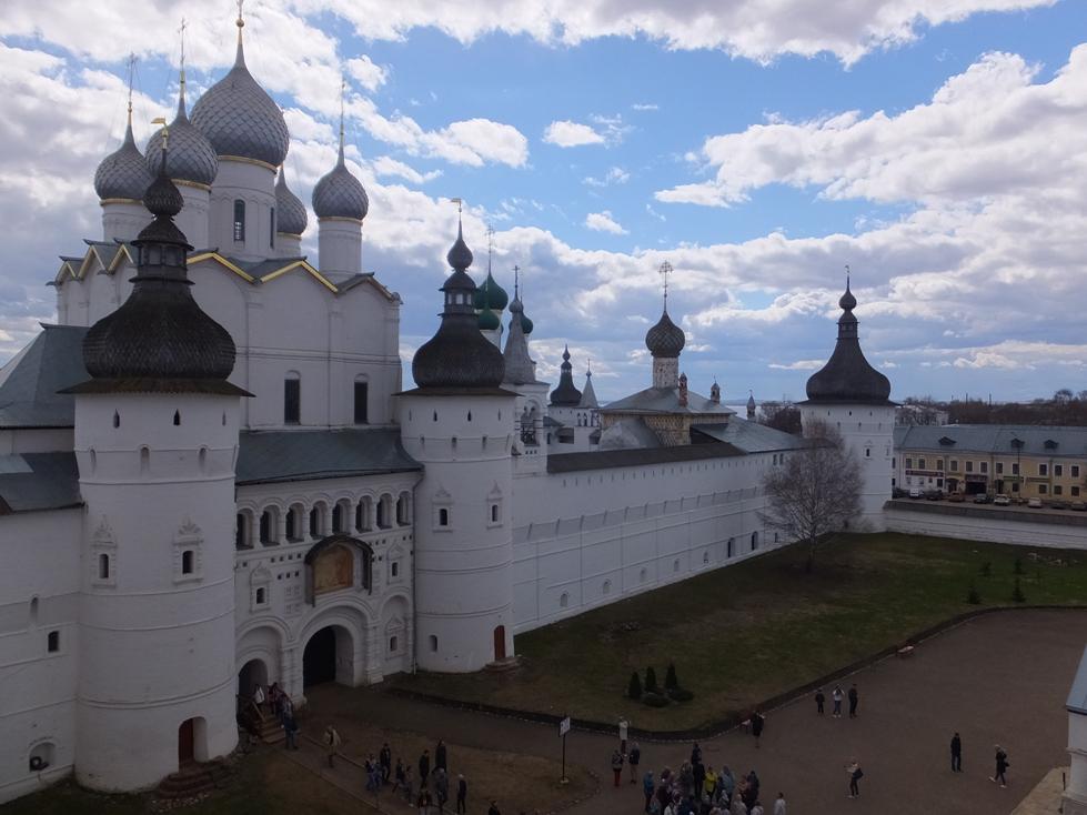 Кострома, Ростов